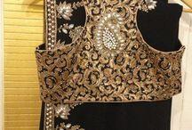 Bloseeeee!!!!^_^ / Indian Saree blouse