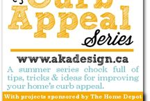 The Curb Appeal Series / by AKA DESIGN
