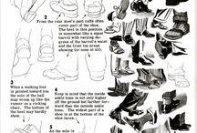 Mangas shoes tutorial