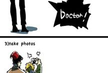 Doctor Who!!!!!! / Epic Doctor Who board for epic Doctor Who fans! <3
