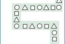 Préscolaire - Suite logique