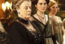 "Downton, great quotes / My favorite television series right now is Downton Abbey.  Mrs. Patmore and Violet have some of the most hilarious quotes. It is real entertainment and acting, rather than another dreadful ""reality show""."