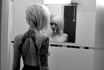 Tattoos / by Lady Daylight