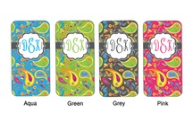 Personalized iPhone and iPad Cases