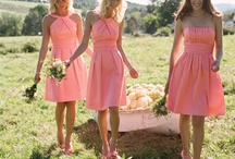 BRIDESMAID • 10.31.15 / Bridesmaid dress or styles I like for my pear shape. Plus, makeup & hair style ideas. / by Nicole Phillips