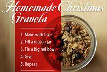 DIY Christmas Gifts / Christmas gifts you can make at home