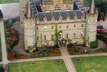 palaces, castles / várak, kastélyok szerte a világon