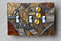 marrone mosaico
