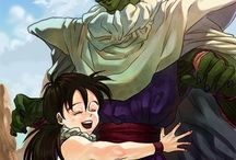 Piccolo is the best dad