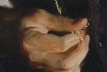 John Singer Sargent - details