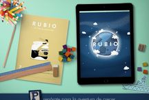 iCuadernos by RUBIO app educación - Versión 2 / La aplicación para niños de RUBIO para tabletas y móviles. Aprendizaje y juego se unen para repasar matemáticas, aprender los números, letras y colorear. www.icuadernos.com