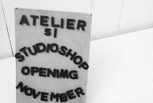 atelier 51 / studios - shop / my stockist in Brighton / Atelier 51