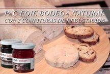 Packs - Propuestas / Consulta nuestros packs propuestas. En Comprarfoie.com sólo encontraréis productos de elaboración propia y artesanal, de la mejor calidad. Auténtico foie gras casero y natural.