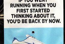 Running / athletes run