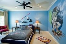 Bedroom ideas / by Amanda Battles