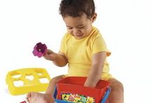 Toys and Learning activities- Maddox / by Mere