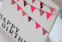 Cards diy