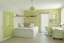 barvy v bytě