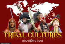 Tribal Cultures Around The World / Many of us may feel that our fast-paced world of increasing globalization, industrialization, and homogenization contributes to our becoming global citizens, where we are equally at home in any part of the world. However, these processes have taken a heavy toll on traditional ways of life around the world, particularly tribal cultures that are trying to preserve their age-old traditions and customs.