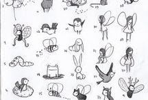 Lovely sketches