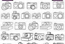 Logótipos de fotografia
