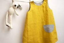 Linen Dresses -kidstyle
