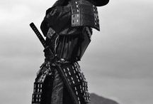 SAMURAI Japanese Warrior