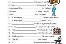 English Worksheets