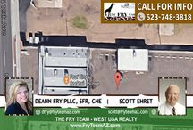 SOLD! Perfect Business Location Right Off the Light Rail / 5045 N 19th Avenue, Phoenix, AZ 85015 | Total Apx SqFt Bldg: 4,260 | Total Apx SqFt Land: 18,742
