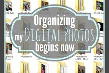 Photo Organization Help, Please! / Digital photos! Printed photos! Most of us have a lot of photos. We consulted a professional photo organizer to get specific steps to organize photos. Learn how to get started and how to use tools to speed up the process. Start preserving, protecting and displaying your memories!