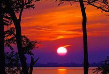 Beautiful Sunsets / Nature at its best