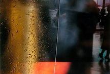 Fotografía III -Saul Leiter / fotografía / by miguel a.