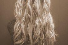 hair make up & styles