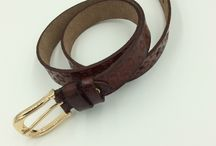 Real leather belts / Real leather women belts!