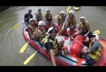 Raft Amazonia / The best river rafting in Tena, Ecuador
