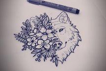 Tegning/Art