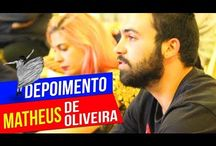 DEPOIMENTOS SOBRE MINHAS AULAS DE DANÇA