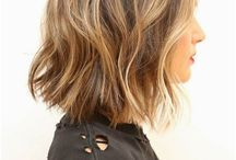 hairstyles textured bob