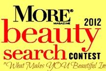 MORE Magazine Beauty Search Contest 2012