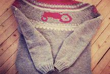 Mine strikk