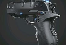 hand blaster