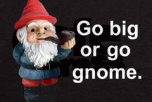 GNOMES + Trolls ETC. / Gnomes, Trolls, Elves, ETC.