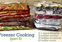 Recipes - Freezer Cooking