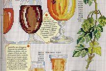 Beer cross stitch