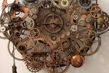 Steampunk Stuff / by Keith Stephenson