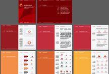 Branding / Branding design work from around the globe.