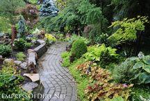 Caminerias de jardin