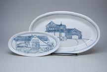 work on Etsy / handmade ceramics by Nicole Aquillano