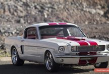 Mustang Fastback 1966