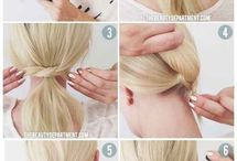 Cute and amazing Hair styles you should try / Hairstyles are amazing but they are also hard but these are my fave hair style so far